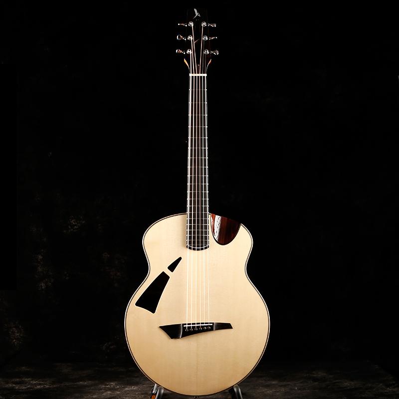 Avian 云雀Skylark手工定制全单指弹弹唱演奏民谣吉他5A